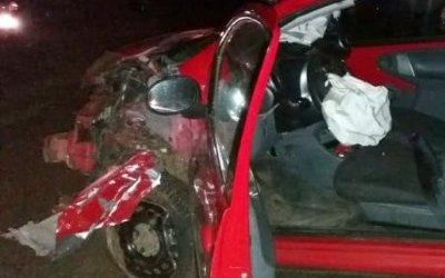 В ДТП под Астраханью погиб водитель ВАЗа