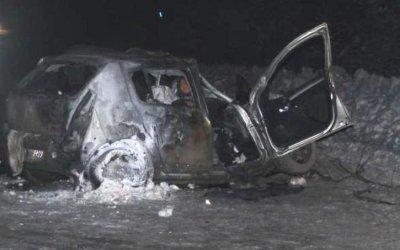 В ДТП в Пермском крае погибли оба водителя