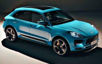 Porsche привезет вРоссию четыре новые модели