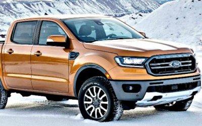 Новый Ford Ranger удивил экономичностью