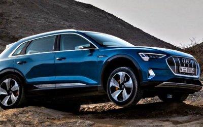 Стали известны некоторые характеристики Audi e-Tron