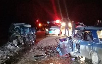 В ДТП в Башкирии погибли четверо, включая двух младенцев