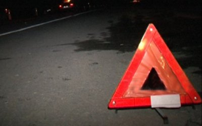 Под Омском ВАЗ насмерть сбил пешехода