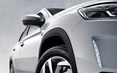 Обновленный китайский Citroen C3-XR будет стоить от 1 млн рублей