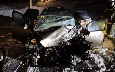 Четверо, включая двоих детей, пострадали в ДТП в Самарской области