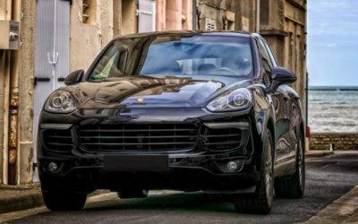 ВРоссии объявлен отзыв автомобилей Porsche