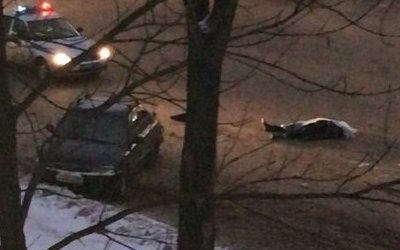 В Ульяновске Porsche насмерть сбил пешехода