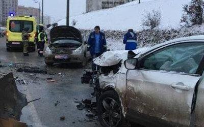 Молодой человек погиб в ДТП в Казани