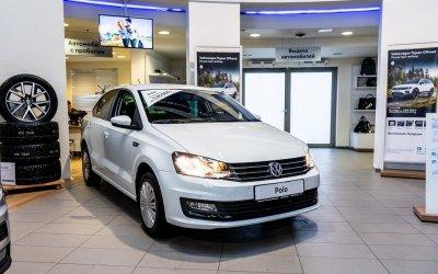 Объект особого внимания – Volkswagen Polo в «Автопрестус»