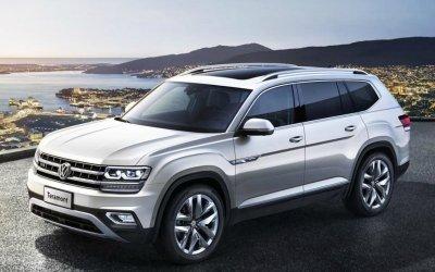 Российская версия Volkswagen Teramont получила новые опции
