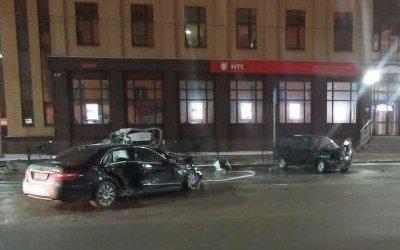 В ДТП в Смоленске погиб человек