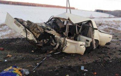 Два водителя погибли в ДТП Челябинской области