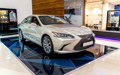 Еще больше впечатлений! Lexus ES в Лексус – Волгоградский