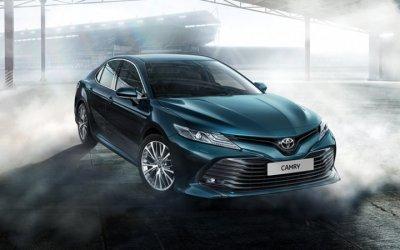 Toyota Camry – для тех, кто не признает ограничений
