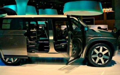 Гибридомобиль ToyotaTJ Cruiser может встать наконвейер