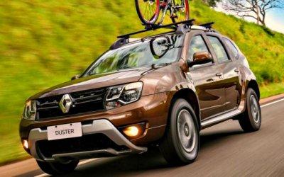 Renault— вчисле самых популярных марок вРоссии