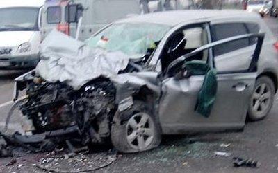 Два человека погибли в ДТП с иномарками на Кубани