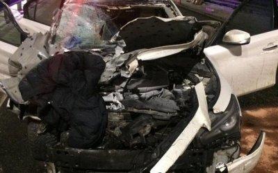 На М-11 в Тверской области погиб человек