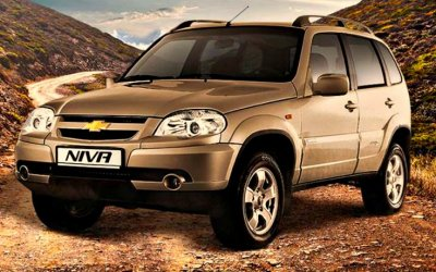 Chevrolet Niva получит более богатое оснащение