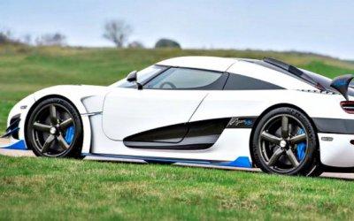 Эксклюзивный Koenigsegg: 300 км/ч и10000000 долларов