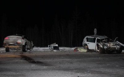 В ДТП на трассе «Сургут-Салехард» погибла женщина