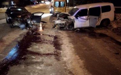 В Новосибирске в ночном ДТП погибла девушка