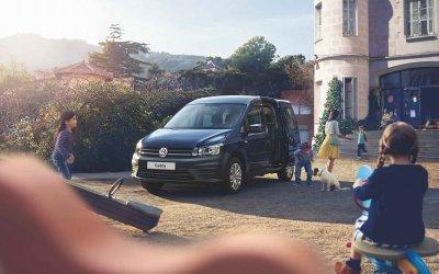 Volkswagen Caddy. Семья – прежде всего!