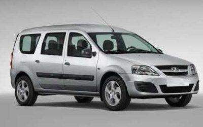 Метановая Lada Largus CNG появится впродаже уже вследующем году