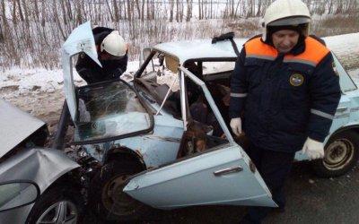 Женщина погибла в ДТП под Саратовом