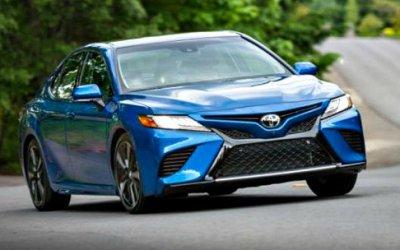 Toyota увеличила продажи вРоссии