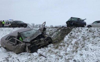 Два человека погибли в ДТП в Краснодарском крае