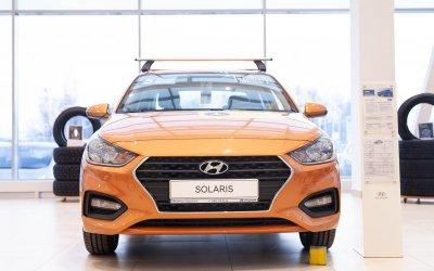 Новый год на драйве с Hyundai АВТОРУСЬ ПОДОЛЬСК