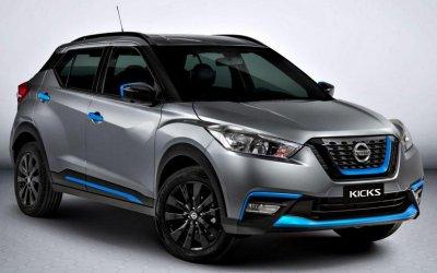 Nissan Kicks обзаведётся гибридной модификацией