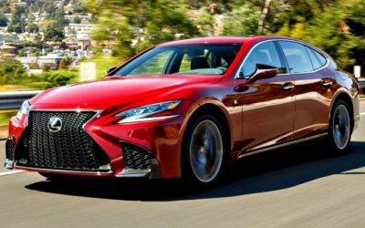 ВРоссии отзывают автомобили Lexus