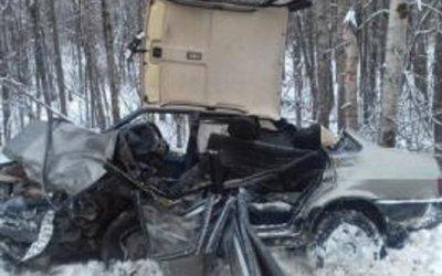 В ДТП в Чувашии погиб человек