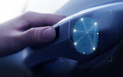 Hyundai Motor представляет первый в мире сканер отпечатков пальцев для автомобилей