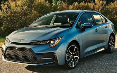 Toyota привезет вРоссию две обновленные модели