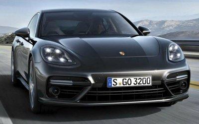 Объявлен отзыв Porsche Panamera