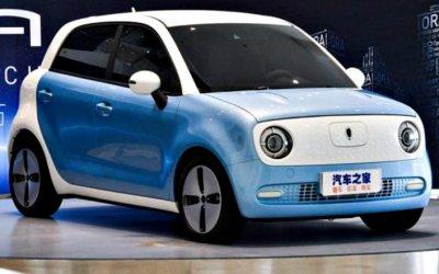 Great Wall начал производство электромобиля