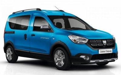 Весной вРоссию приедет Renault Dokker Stepway