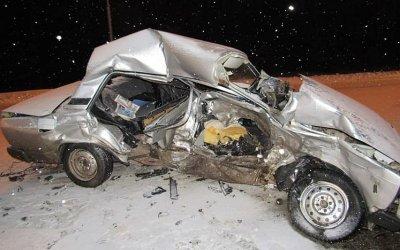В Салавате в ДТП погиб водитель ВАЗа