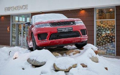 «АВИЛОН» провел роскошный тест-драйв в центре Jaguar Land Rover Experience