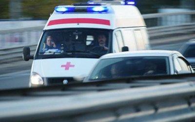 В Перми на переходе сбили пешехода