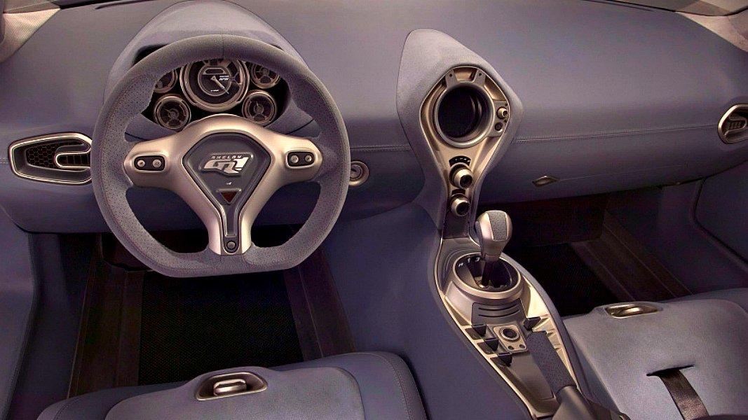 Концептуальный автомобиль Форд Shelby GR-1 выйдет впроизводство иполучит 8-цилиндровый мотор