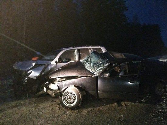 Под Тверью в ДТП погибли два человека (1)