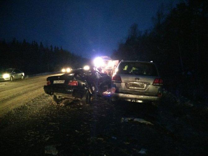 Под Тверью в ДТП погибли два человека (3)