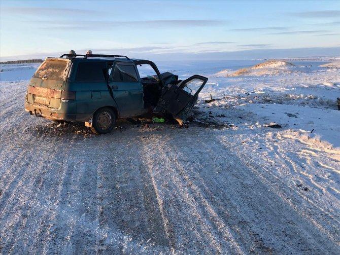 В Башкирии в ДТП с двумя ВАЗами погиб водитель (3)