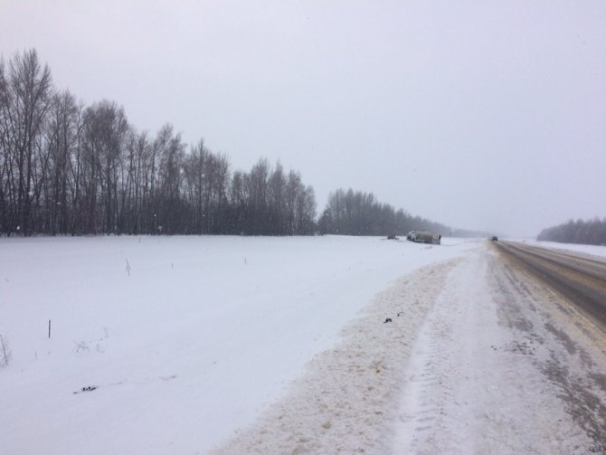 Водитель ВАЗа сгорел в машине после ДТП в Тамбовской области (2)