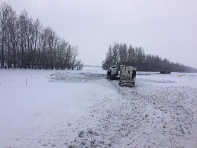 Водитель ВАЗа сгорел в машине после ДТП в Тамбовской области (1)