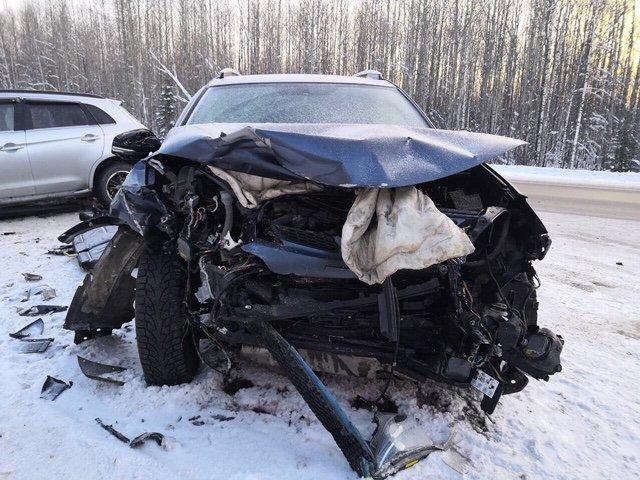 Женщина погибла в ДТП на трассе Тюмень – Ханты-Мансийск (2)